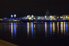 Γέφυρα παλατιών Στοκ εικόνες με δικαίωμα ελεύθερης χρήσης