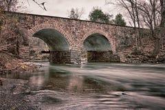 Γέφυρα πετρών στοκ εικόνα με δικαίωμα ελεύθερης χρήσης