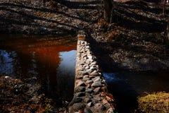 Γέφυρα πετρών Στοκ φωτογραφία με δικαίωμα ελεύθερης χρήσης