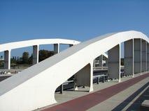γέφυρα Πολωνία Πόζναν Στοκ Φωτογραφίες