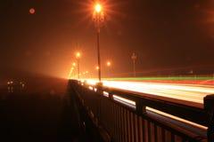 Γέφυρα ποταμών του Ναντζίνγκ Yangtse Στοκ εικόνες με δικαίωμα ελεύθερης χρήσης