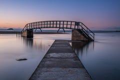 Γέφυρα πουθενά, Dunbar Στοκ φωτογραφίες με δικαίωμα ελεύθερης χρήσης