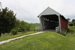 γέφυρα που καλύπτεται Στοκ Εικόνα