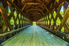 γέφυρα που καλύπτεται henniker Στοκ εικόνες με δικαίωμα ελεύθερης χρήσης