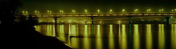 Γέφυρα που ονομάζεται μετά από τη νύχτα EO Paton Στοκ εικόνα με δικαίωμα ελεύθερης χρήσης