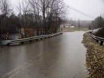 γέφυρα που πλημμυρίζουν &pi στοκ εικόνες με δικαίωμα ελεύθερης χρήσης