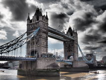 Γέφυρα 2016 ΠΥΡΓΩΝ του Λονδίνου στοκ εικόνες με δικαίωμα ελεύθερης χρήσης