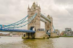 Γέφυρα πύργων, Λονδίνο Στοκ Φωτογραφίες