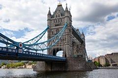 Γέφυρα πύργων, Τάμεσης, Λονδίνο, Αγγλία στοκ φωτογραφίες με δικαίωμα ελεύθερης χρήσης