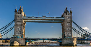Γέφυρα πύργων του Λονδίνου Στοκ Εικόνες