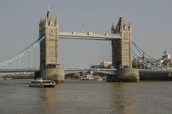 Γέφυρα πύργων του Λονδίνου Στοκ φωτογραφία με δικαίωμα ελεύθερης χρήσης