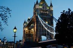 Γέφυρα πύργων στοκ φωτογραφία με δικαίωμα ελεύθερης χρήσης