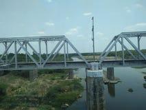 Γέφυρα ραγών στοκ φωτογραφία με δικαίωμα ελεύθερης χρήσης