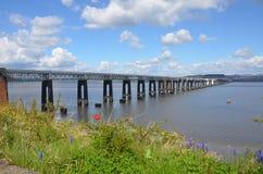 Γέφυρα ραγών Tay στοκ εικόνα