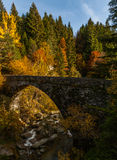 γέφυρα Ρωμαίος Στοκ Εικόνες
