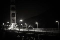 Γέφυρα Σαν Φρανσίσκο GoldenGate Στοκ Φωτογραφίες