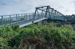 Γέφυρα σιδήρου Στοκ εικόνα με δικαίωμα ελεύθερης χρήσης