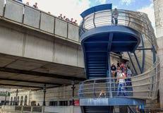 Γέφυρα σκάλα-2 του Λονδίνου στοκ εικόνα