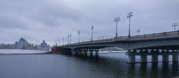 Γέφυρα στην επαρχία Στοκ φωτογραφία με δικαίωμα ελεύθερης χρήσης