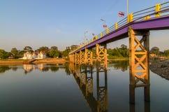 Γέφυρα στην ιστορία Στοκ φωτογραφία με δικαίωμα ελεύθερης χρήσης