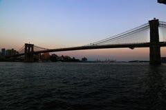 Γέφυρα στην πόλη στοκ εικόνα με δικαίωμα ελεύθερης χρήσης