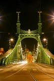 Γέφυρα στη Βουδαπέστη στοκ φωτογραφία με δικαίωμα ελεύθερης χρήσης