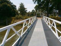Γέφυρα στο έδαφος Στοκ Φωτογραφίες
