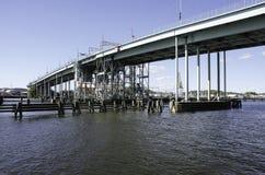 Γέφυρα στο Γκέτεμπουργκ Στοκ εικόνες με δικαίωμα ελεύθερης χρήσης