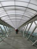Γέφυρα στο παρελθόν στοκ εικόνες