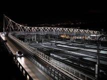 Γέφυρα στο Όσλο Στοκ Φωτογραφίες