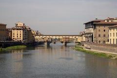 Γέφυρα στο flrorance στοκ εικόνα με δικαίωμα ελεύθερης χρήσης