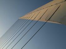γέφυρα σύγχρονη Στοκ εικόνες με δικαίωμα ελεύθερης χρήσης