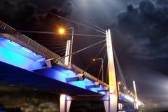 γέφυρα σύγχρονη Στοκ φωτογραφίες με δικαίωμα ελεύθερης χρήσης