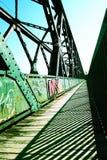 Γέφυρα - σύνδεση στην αιωνιότητα Στοκ εικόνες με δικαίωμα ελεύθερης χρήσης