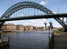 Γέφυρα Τάιν Στοκ εικόνα με δικαίωμα ελεύθερης χρήσης