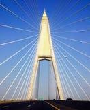 γέφυρα Ταϊλάνδη bhumibol Στοκ Εικόνες