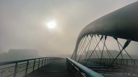 Γέφυρα της αγάπης Στοκ Φωτογραφίες