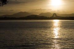 γέφυρα της Αμερικής Στοκ Εικόνα