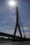 γέφυρα της Μπανγκόκ Στοκ εικόνα με δικαίωμα ελεύθερης χρήσης
