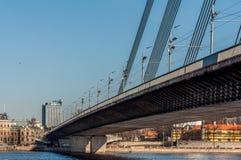 Γέφυρα της Ρήγας Στοκ Φωτογραφίες