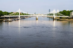 Γέφυρα της Chelsea Στοκ φωτογραφία με δικαίωμα ελεύθερης χρήσης