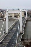 Γέφυρα της Elisabeth Στοκ φωτογραφία με δικαίωμα ελεύθερης χρήσης
