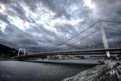 Γέφυρα της Elisabeth Στοκ Εικόνα