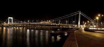 Γέφυρα της Elizabeth Στοκ Φωτογραφίες