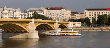 Γέφυρα της Margaret Στοκ εικόνα με δικαίωμα ελεύθερης χρήσης