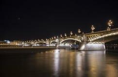 Γέφυρα της Margaret Στοκ φωτογραφία με δικαίωμα ελεύθερης χρήσης