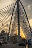Γέφυρα της Seri Wawasan σε Putrajaya, Μαλαισία Στοκ εικόνες με δικαίωμα ελεύθερης χρήσης