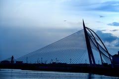 Γέφυρα της Seri Wawasan Στοκ Φωτογραφίες