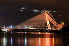 Γέφυρα της Seri Wawasan Στοκ Φωτογραφία