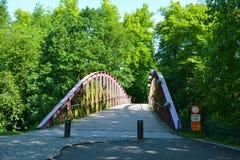 Γέφυρα του Βελγίου Στοκ εικόνα με δικαίωμα ελεύθερης χρήσης